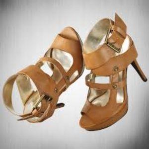 Simply Vera | Kaila | Carmel | Strap Heels